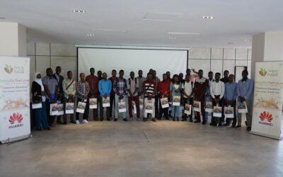 HUAWEI – SEEDS FOR THE FUTURE : Le Groupe ISI parmi les mieux représenté au Sénégal